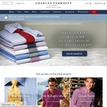 Charles Tyrwhitt - 3 for $99 + Free Delivery