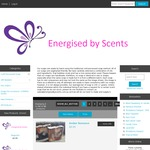 Energised by Scents Cold Processed Soaps $2.96 Each (normally $3.95) + Flat Rate Shipping with tracking $7.95