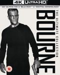 Bourne 4K Collection $41.73 + $1.99 Standard Delivery @ Zavvi