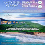 Win a Luxurious Getaway for You and Three Friends to Kangaroo Island or Other Prizes from VOSS