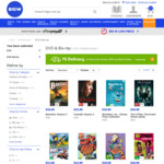 DVD Sale @ Big W - from $3.50 - $8 (Save 40-70%)