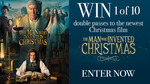 Win 1 of 10 DPs to 'The Man Who Invented Christmas' Worth $40 from Seven Network