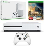 Xbox One S 500GB with Assassin's Creed: Origins Console Bundle $279.95 @ The Gamesmen