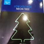 Neon Christmas Tree $2 - Kmart Elanora QLD