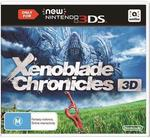 [3DS] Xenoblade Chronicles 3D $29 @ JB Hi-Fi