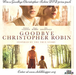 Win a Goodbye Christopher Robin DVD Prize Pack from Child Blogger