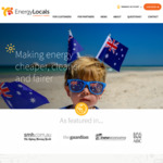 [NSW/QLD] Energy Locals - $50 Bill Credit for New Customers