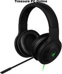 Razer Kraken USB Essential Surround Sound Gaming Headset for $61.60 Delivered @ Treasure PC eBay
