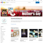 20% off for Mother's Day @ eBay Emventure Living