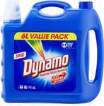Dynamo Laundry Liquid 6L $21 ($3.50/L) Was $29 @ Big W