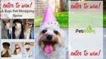 Win a $150 Pet Shopping Spree from The Pet Room