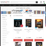 Up to 50% off DVD/Blu-Ray Box Sets @ Sanity (e.g. Game of Thrones S1-7 Blu-Ray $144.99 Was $214.99)