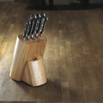 Lakeland Fully Forged 5 Piece Knife Block $27 (Free C&C or + Delivery) @ The Good Guys