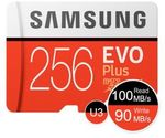 SAMSUNG EVO Plus MicroSD Card 128G US$28.99/AU$40.70, 256GB US $58.99, Mi Max 3 US $241.90, Mi A2 Lite US $156 Shipped @GearVita