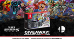 Win a Super Smash Bros Ultimate Nintendo Switch Bundle Worth $549 from NRG Nairo