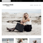 Handbags & Wallets up to 70% off Storewide Halloween Sale (Prices from $26 to $149) with Free Shipping @ Clarence Frank