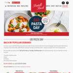 [NSW] $10 Pasta With Any Drink Purchase @ Fratelli Fresh