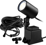 Elluminate Warm White Garden Spot Light Kit (Includes 4x Spotlights) $95 (Was $216) @ Bunnings