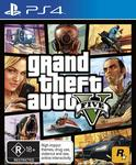 [PS4] Grand Theft Auto V $20 + Delivery (Free with Prime/ $49 Spend) @ Amazon AU