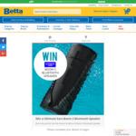 Win a UE Boom 3 Bluetooth Speaker Worth $199 from Betta