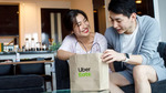 $12 Uber Eats Credit ($2) or $23 Uber Rider Credit ($3) New Uber Customers Only @ Scoopon