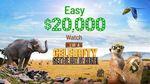 Win $20,000 Cash from Network Ten