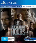 [PS4, PSVR] The Invisible Hours $9 (Was $49.95) Pick-up or + Delivery @ EB Games
