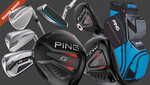 Win a Set of Custom-Fitted PING Golf Clubs & Bag Worth $5,000 from Nextmedia