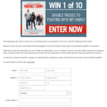 Win 1 of 10 Double Passes to Fighting With My Family Worth $40 from Seven Network