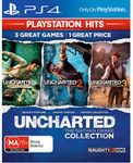 Unchartered Nathan Drake Collection $10 (Was $24.95) + Delivery (Free C&C) @ EB Games eBay