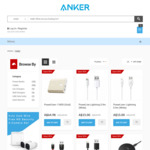 50% off All Anker Products from Official Anker Site