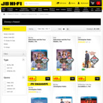 Disney Studios Blu-Rays / 3D for $12.98 (E.g Coco, Incredibles 2, Avenger - Infinity War) C&C /+ Delivery @ JB Hi-Fi