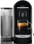 Nespresso Vertuo Machine $225 + Bonus 100 Capsules + Bonus $50 Gift Card @ David Jones