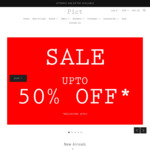 Up to 50% off @ Pict Clothing (Online & Instore) - Men's and Women's Streetwear