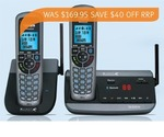 Uniden XDECT R035 Twin Handset Bluetooth Cordless Phone - $129.95