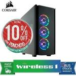Corsair 500D RGB SE Premium ATX Mid Tower Case $359.10 + $15 Shipping ($0 with Plus) @ Wireless1 eBay