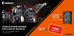 Purchase Any Gigabyte AORUS B450 Series Motherboards and Receive a Bonus $45 Coles Gift Card @ AORUS via Selected Retailers