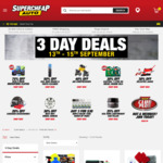 Detailing Gift Bucket Clearance - Up to 48% off (e.g. Mothers 9 Piece Kit $37, save $32.99) @ Supercheap Auto