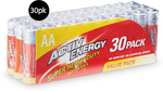 Activ Energy AA & AAA Super Heavy Duty Battery 30-Pack $4.99 Each @ ALDI