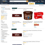 Arnott's Tim Tams $1.82 (Min 3) + Delivery (Free with Prime/ $39 Spend) @ Amazon AU