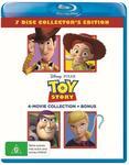 Toy Story Quadrilogy Blu-Ray $39.58 + Delivery (Free C&C) @ JB Hi-Fi