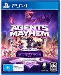 [PS4, XB1] Agents of Mayhem $4 in-Store/ C&C/ + Delivery @ JB Hi-Fi