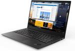 "Lenovo Thinkpad X1 Carbon Gen 6, Win10 Pro, Core i5-8250U, 14"" FHD IPS 300nits, 8GB RAM / 512GB SSD, Thunderbolt $1,599 @ Lenovo"