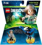 LEGO Dimensions Fantastic Beasts Tina Fun Pack $4 + Delivery ($0 with Prime/ $39 Spend) @ Amazon AU