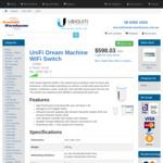 Ubiquiti Wholesale Pricing - 12% off RRP Store Wide, eg. UniFi Dream Machine $526.26 @ UBWH
