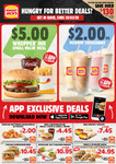 Hungry Jack's Vouchers (Valid until 30th March 2020)