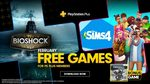 [PS4, PS VR] PS Plus February 2020 - Bioshock: The Collection, The Sims 4 & Firewall Zero Hour