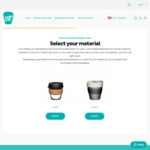 [Hack] $1 off KeepCups When You Order and Assemble from Replacement Parts