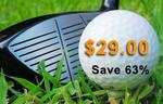 Tee Off  With This Great Golf Pack for Just $29.00 NIke Towel, Nike DivotTool, 12 Golf Balls!