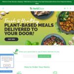 $50 off $300 Orders of Vegan Meals + Free Delivery @ HerbiDoor